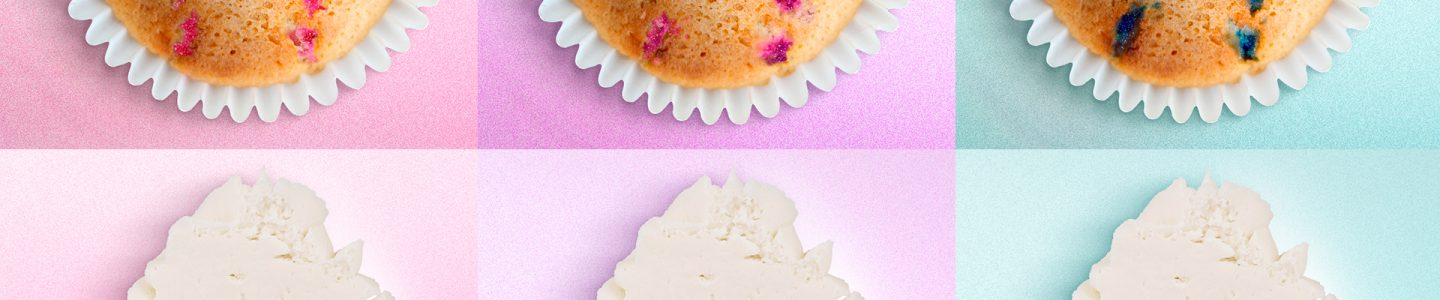 glimmer cupcakes